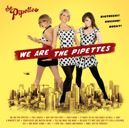 """We Are The Pipettes"" cover"