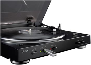 denon-turntable