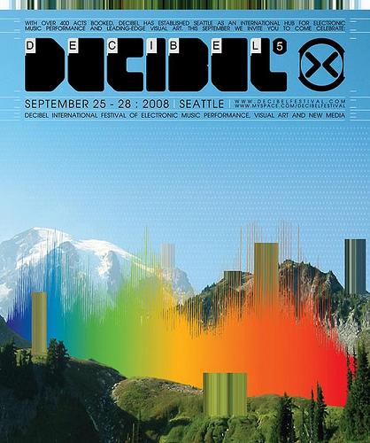decibel-poster
