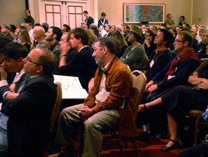 SF MusicTech audience